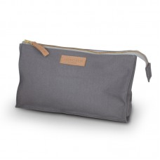 WASH BAG SMALL (MANO DARK GREY)