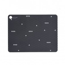 PLACEMATS - GREY LINE 2PCS/SET