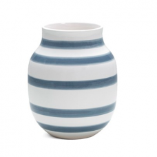 OMAGGIO VASE LIGHT BLUE (MEDIUM)