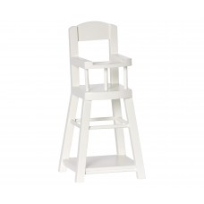 HIGH CHAIR FOR MICRO, OFF WHITE