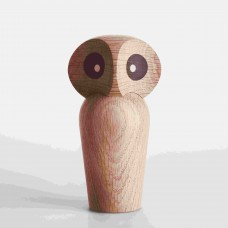 OWL LARGE  (NATURAL OAK)