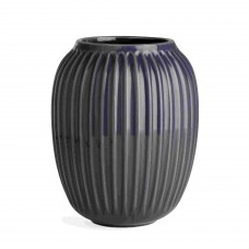 HAMMERSHØI VASE ANTHRACITE (MEDIUM)