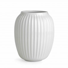 HAMMERSHØI VASE WHITE (MEDIUM)