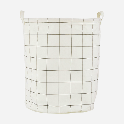 HOUSE DOCTOR LAUNDRY BAG SQUARE